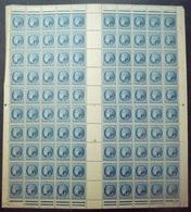 FRANCE 1947 Feuille Complète N° 791 Neuf** - MNH - Cérès - Ganze Bögen
