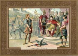 D 7970 - Histoire    Vercingétorix - Histoire
