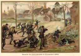 D 7981 - Histoire    Bataille De Coulmiers     (  9 Novembre 1870 ) - History