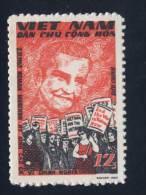 North Vietnam Viet Nam MNH Perf Stamp 1965 : Norman R. Morrison (Ms176) - Vietnam