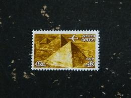 EGYPTE EGYPT YT PA 160 OBLITERE - LES TROIS PYRAMIDES DE GIZEH - Poste Aérienne