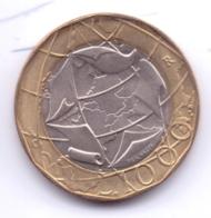 ITALIA 1997: 1000 Lire, KM 194 - 1 000 Lire