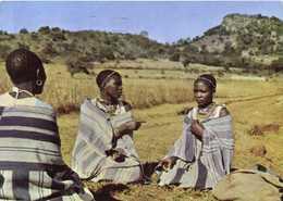 Venda Native Women ,South Africa Rv Beau Timbre South Africa Pun Penthotal - Afrique Du Sud