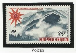 SAINT PIERRE ET MIQUELON SPM PA N° 49 Neuf Avec Charnière * 1970 - Neufs