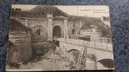 CPA -  9. BRIMONT Entrée Du Fort - France