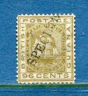 Guyane Britannique - N° 41 * - Neuf Avec Charnière - Spécimen - Guayana Británica (...-1966)