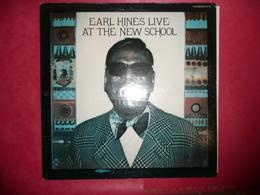 LP33 N°3449 - EARL HINES - CR 180 - Jazz