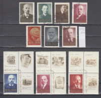 22K3202 / 1970 - Michel Nr. 3748-3758 Used ( O ) 100th Anniversary Of The Birth Of Vladimir Lenin , Russia Soviet Union - 1923-1991 USSR