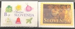 Slovenia, 2003, Mi: 449/50 (MNH) - Eslovenia