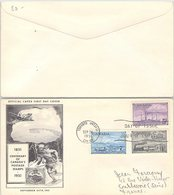 CANADA - FDC CENTENARY OF CANADA'S POSTAGE STAMPS - TORONTO SEP 24 1951   / 2 - 1952-.... Règne D'Elizabeth II