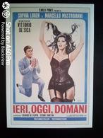 Lotto 4 Locandine Film Cinema - Posters Op Kaarten