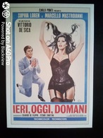 Lotto 4 Locandine Film Cinema - Afiches En Tarjetas