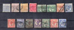 Australia - Queensland - 1882/1907 - 15 Valori - Usati -  (FDC21187) - 1860-1909 Queensland