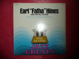 LP33 N°3452 - EARL HINES - JG 609 - Jazz