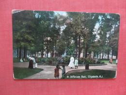 Jefferson Park     - New Jersey > Elizabeth    Ref 3973 - Elizabeth