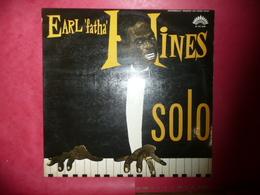 LP33 N°3453 - EARL HINES - 30 AM 6084 - DISQUE EPAIS - ORIGINAL - Jazz
