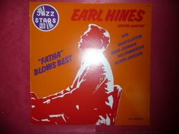 LP33 N°3454 - EARL HINES - 510.141 - Jazz