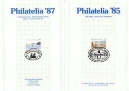 PHILATELIA '85 - '87 - Territoire Antarctique Australien (AAT)