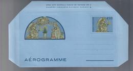Vaticano Vatican Aereogramma 1982 Andrea Della Robbia 450 Lire - Vatican