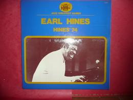 LP33 N°3457 - EARL HINES - 33.073 - Jazz