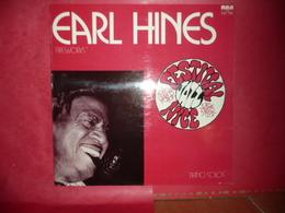 LP33 N°3459 - EARL HINES - FXL1 7160 - Jazz