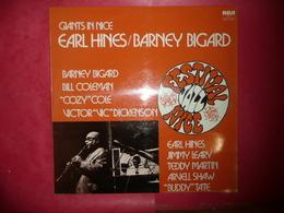 LP33 N°3460 - EARL HINES - FXL1 7156 - Jazz