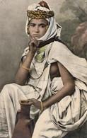 CPSMPF (seins Nus  )  COLLECTION ARTISTIQUE L AFRIQUE Femme Kabyle    (b.bur Theme)   Petit Defaut - Africa Del Norte