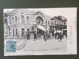 Place De Karakeuï , Galata, Constantinople - Turkey