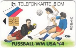 GERMANY O-Serie B-889 - 910 05.94 - Event, Sport, Soccer, World Cup '94 - MINT - Deutschland
