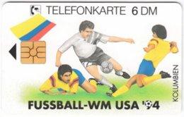 GERMANY O-Serie B-892 - 1071 06.94 - Event, Sport, Soccer, World Cup '94 - MINT - Deutschland