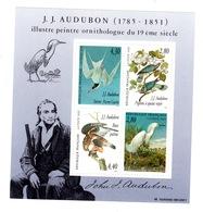YV BF 18 N** Audubon , Oiseaux - Prix = Faciale - Mint/Hinged