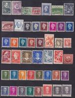 PAYS-BAS, NEDERLAND LOT TIMBRES °/Used, Oblitérés, Etats Divers, (Lot 1390) - Collections