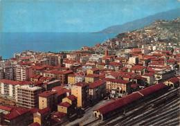 Cartolina Ventimiglia Panorama Da Levante - Imperia