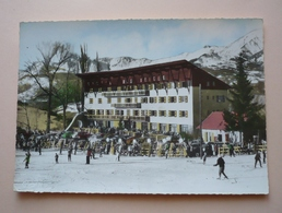 04 - Cpsm 150 X 105 - LE SAUZE- BARCELONNETTE - Le Soleil Des Neiges - Gréoux-les-Bains