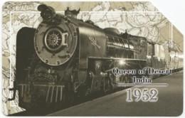 ITALY H-608 Magnetic Telecom - Traffic, Historic Steam-locomotive - Used - Italien