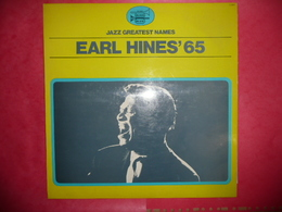 LP33 N°3466 - EARL HINES - 33.001 - Jazz