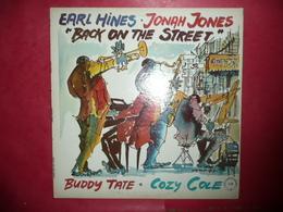 LP33 N°3468 - EARL HINES & JONAH JONES & BUDDY TATE & COZY COLE - CR 118 - Jazz