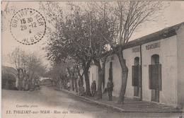 ALGERIE  TIGZIRT-SUR-MER RUE DESMURIERS - Algeria