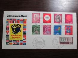 Hannover Fair Cover 1967 - 2000 – Hannover (Germania)