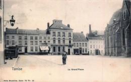Belgique - Temsche - Temse - Tamise - La Grand' Place - Nels Série 70 N° 15 - Temse
