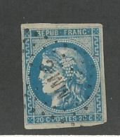 32906) France 1871 - 1870 Beleg Van Parijs