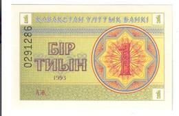 Kazakstan 1993 1 Tyin Fds Unc Lotto 929 - Kazakhstan
