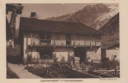 74 VALLEE DE CHAMONIX  LES FRASSERANDS - Chamonix-Mont-Blanc
