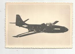 JC , Photographie , Aviation, Avion, PHANTON,  125 X 85 Mm - Aviation