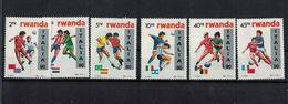 Super Lot  Série Complet - Rwanda