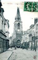 N°6815 T -cpa Amiens -l'église St Leu- - Amiens