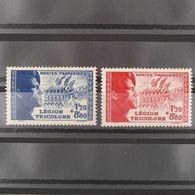 FRANCE N°565 Et 566 N** Cote 25€ - France