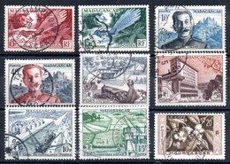 Madagascar Madagaskar Y&T 223° - 334° - Used Stamps