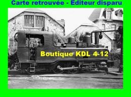 BVA 801-10 - Loco Corpet-Louvet 031 T N° 81 - FOUGERES - Ille Et Vilaine - TIV - Fougeres