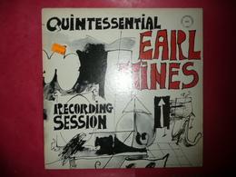 LP33 N°3439 - EARL HINES - CR 101 - Jazz